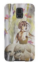 Vintage Illustration Watercolor Phone Case