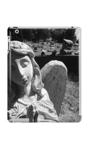 Silent Angel IPad Case Redbubble