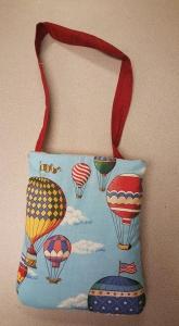 Brenda, Handmade Tote Bag